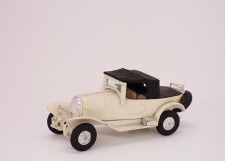 Old Toy Car