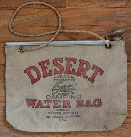 Old Water Bag