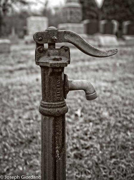 Old Water Spigot