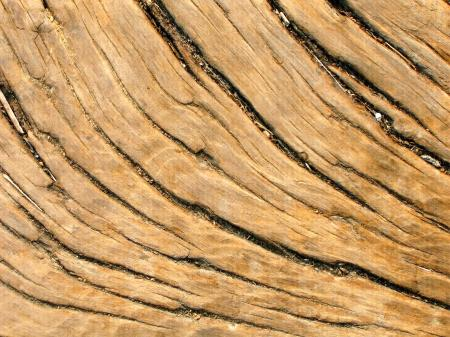 Old Wood Grain Pattern