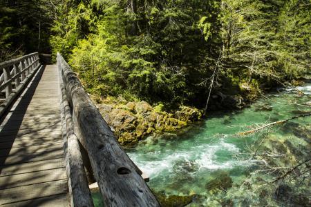 Opal Creek Hiking Trail, Oregon