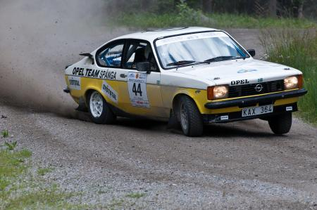 Opel Kadett Rallye 1978