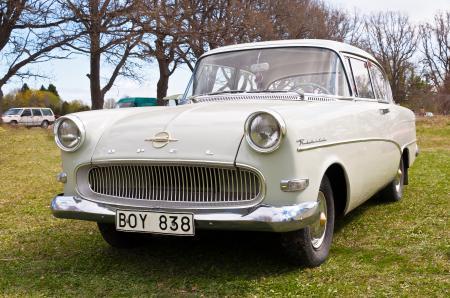 Opel Rekord P 2D 1960