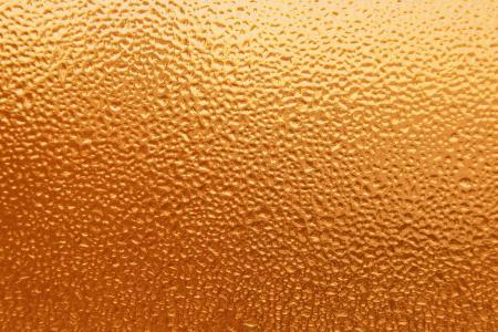 Orange Glass Texture