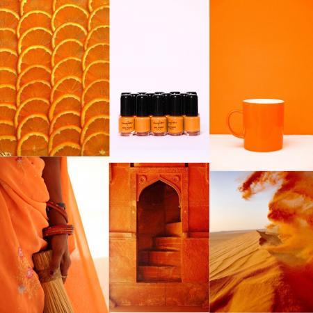 Orange Maro
