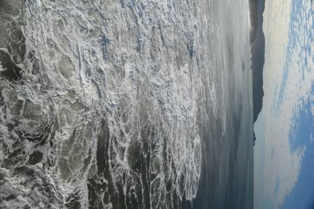 Pacifica Pier Crashing Waves