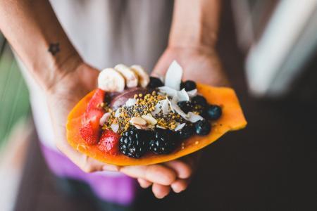 Papaya Dish