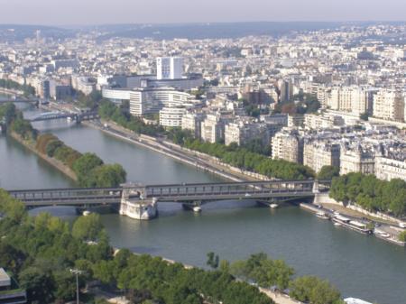 Paris - Effiel Tower - City Views