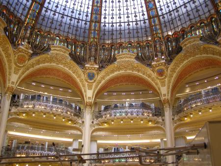 Paris - Shopping Mall