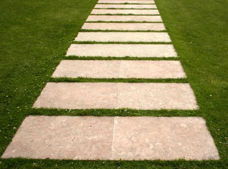 Path of Stones