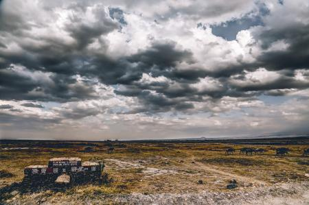 Photography of Cloudy Skies