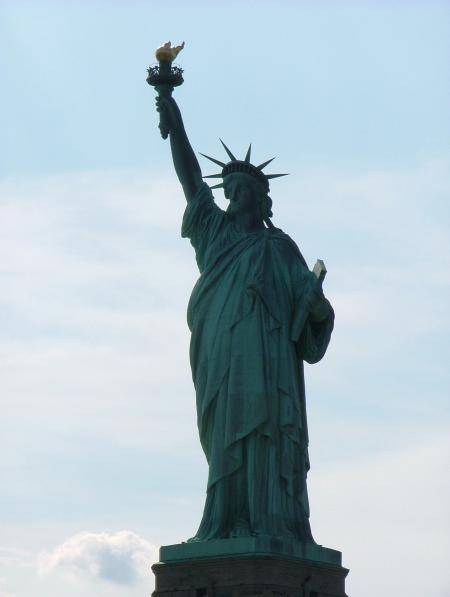Photography of Statue of Liberty