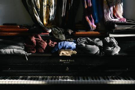 Piano at home