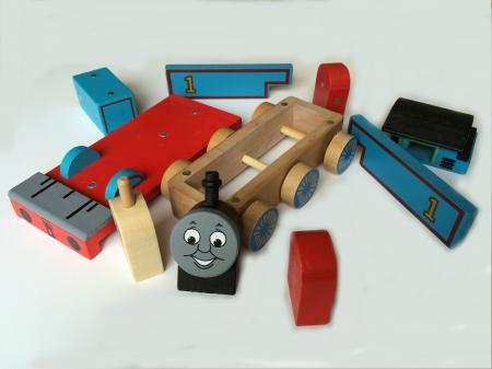 Plastic Lego Toys