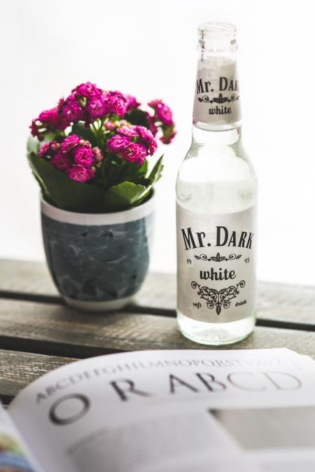 Polish drink - white cola