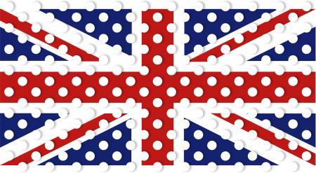 Polka Dot Flag