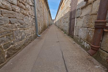Prison Alley - HDR