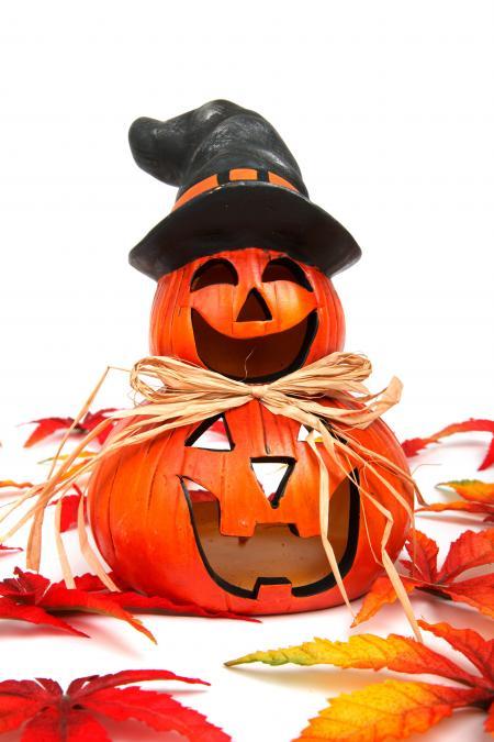 Pumpkin Figure
