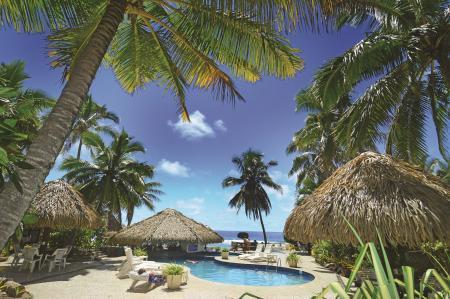 Rarotonga Beach Hut
