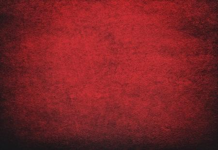 Red rough texture background