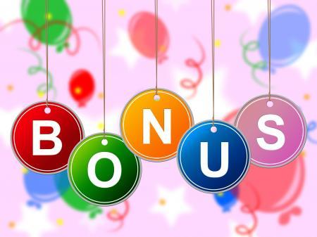 Reward Bonus Represents For Free And Bundle