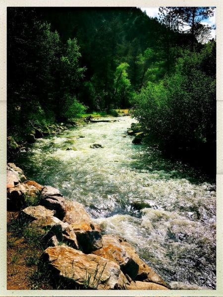 River Runs Around