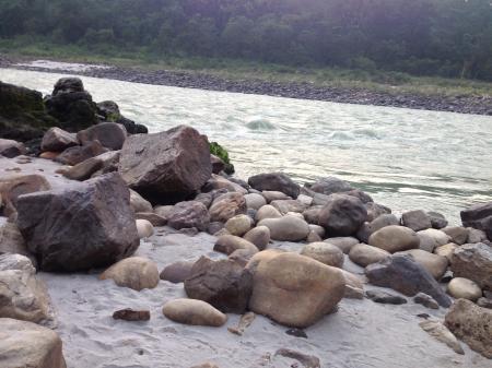 River Shore Boulders