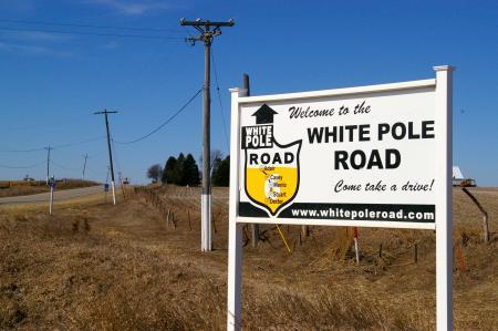 Road Pole
