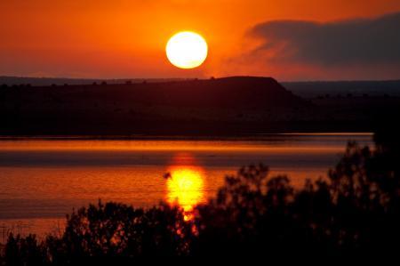 Road Trip: Santa Rosa Lake