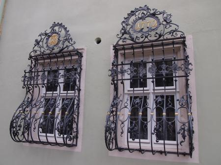 Rothenburg Windows