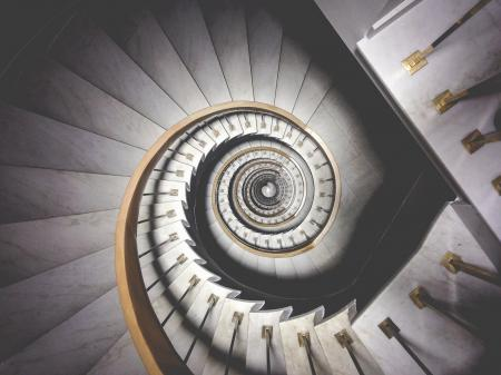 Round Stairs