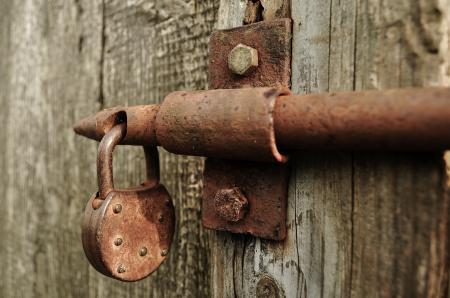 Rusting Lock