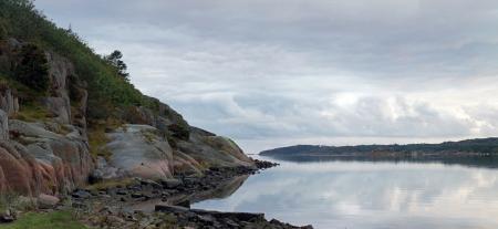Sandvik in the evening 7