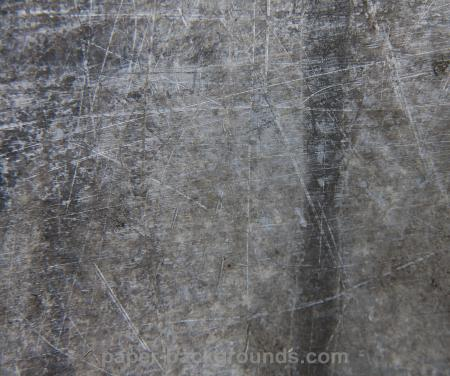 Scratched Plastic Background