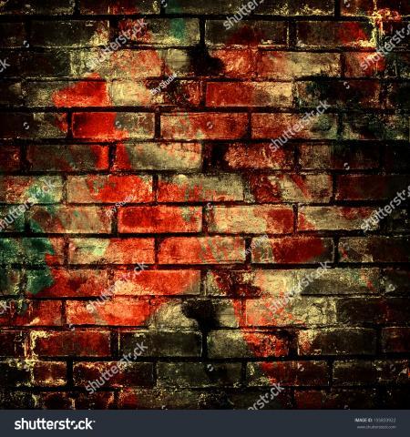 Scrawl on Brick
