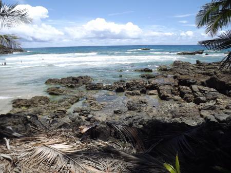 Sea and the Rocks