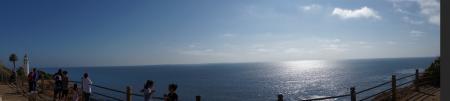 Seashore Panorama