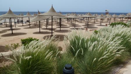Seaside in Egypt