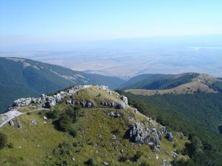 Shipka peak Bulgaria
