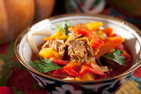Shorpa -  Middle Eastern Lamb Soup
