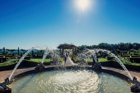 Sky High Fountain