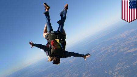 Tandem Parachuting 2