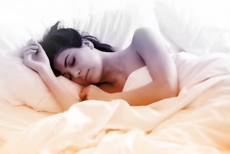 Sleeping Beauty - Woman Asleep - Tinted Looks
