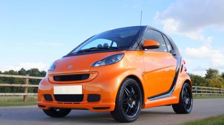Smart Utility Vehicle