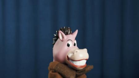 Smile Horse Toy