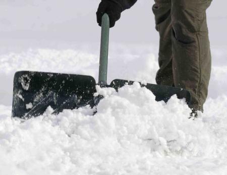 Snow clearance