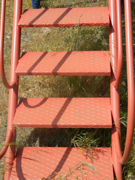 Stairs in Children Park