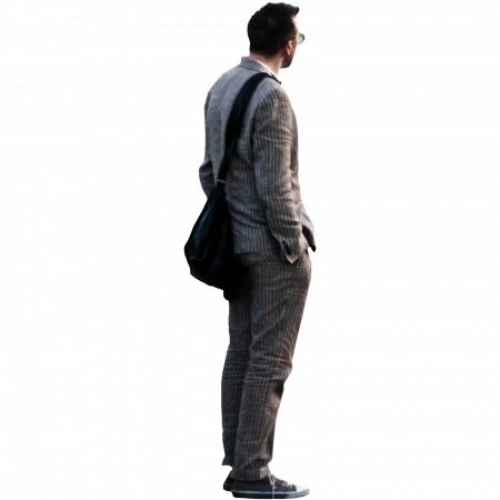 Standing Human