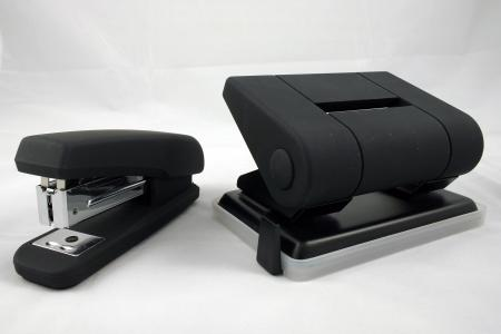 Stapler and a perforator