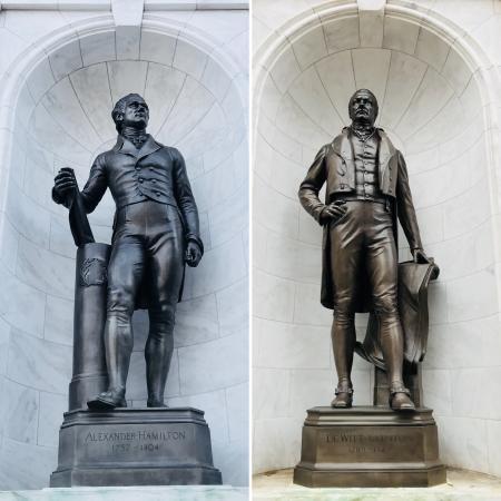 Statue in Museum